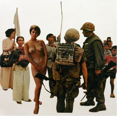 Playboy (On View) from the series House Beautiful: Bringing the War Home, in Vietnam c. 1967-72