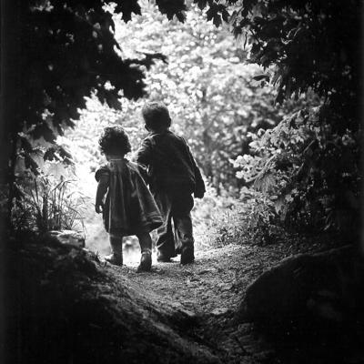The Walk to Paradise Garden, Eugene Smith