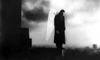 Bruno Ganz, Wings of Desire